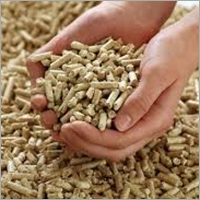 Groundnut Shell Biomass Pellets
