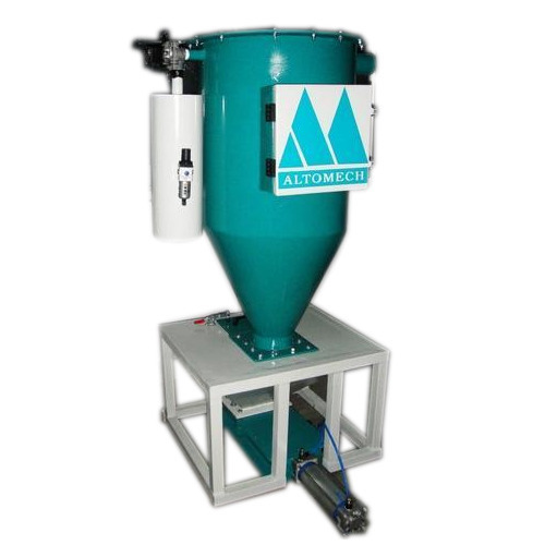 Pneumatic Batch Conveying System