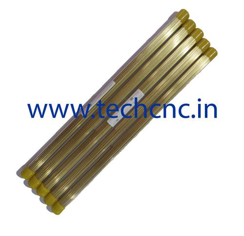 Brass Electrode Tube