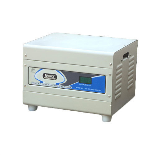 Gemax Digital Voltage Stabilizer