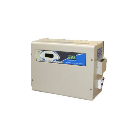 8 KVA Digital Voltage Stabilizer