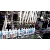 8 Head Volumetric Liquid Filling & Capping Machine