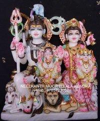 Gorishankar statue Manufacture