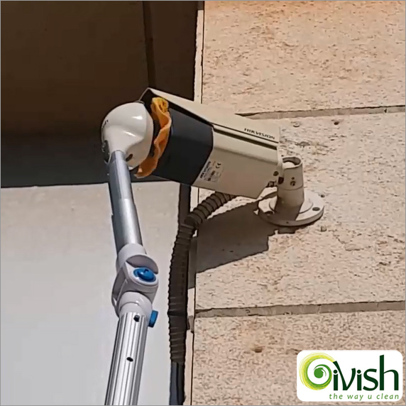 Security Cameras Cleaner