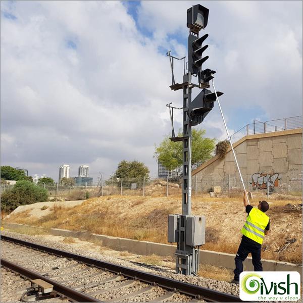 Railway Signaling Cleaner