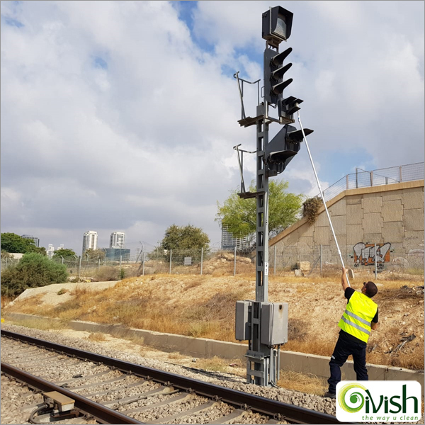 Railway Signaling Cleaner