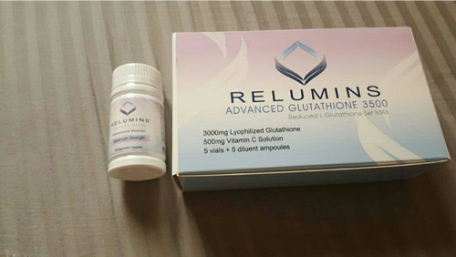 Relumins  Advanced  Glutathione  3500mg   Injection