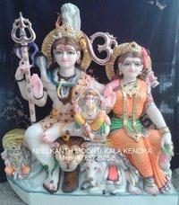 Marble Gorishankar moorti