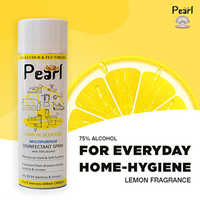 Lemon Scented Multipurpose Disinfectant Spray