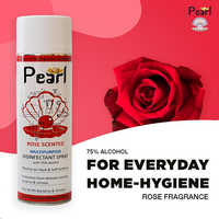 Rose Scented Multipurpose Disinfectant Spray