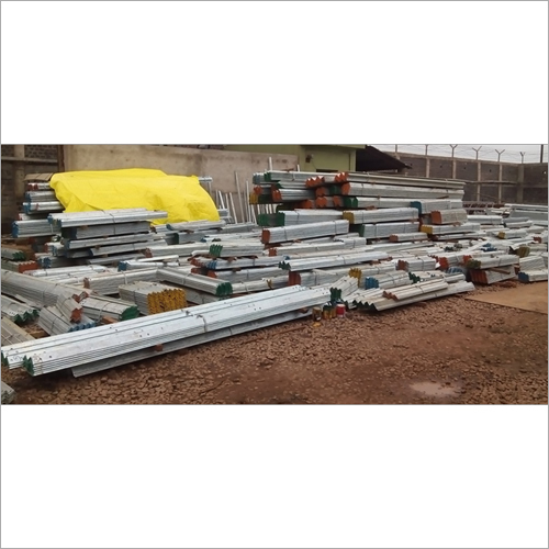 GI Substation Structures Parts