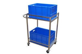 Plate Collecting Trolley