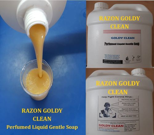 Razon Goldy Clean Liquid Soap