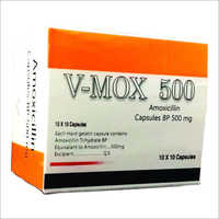 500 mg Amoxicillin Capsules BP