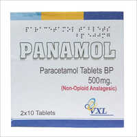 500 mg Paracetamol Tablets