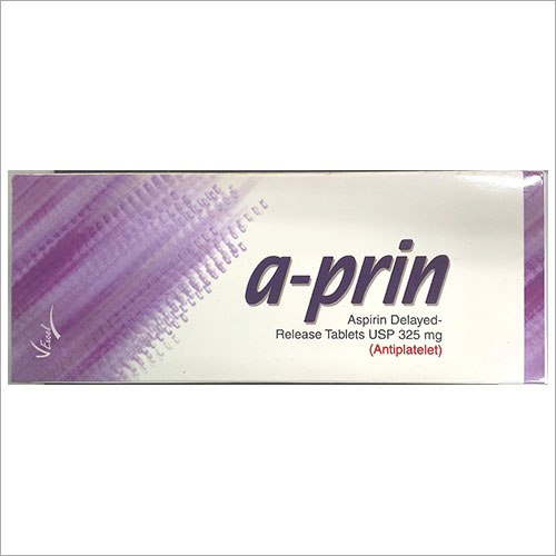 325 mg Asprin Delayed Release Tablets USP