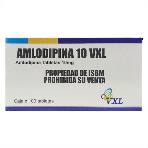 10 mg Amlodipina Tablets