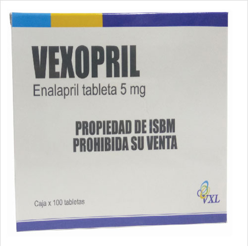 5 mg Enalapril Tablets