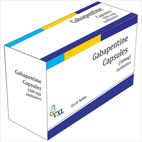 300 mg Gabapentine Capsules