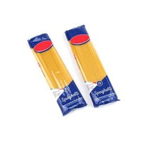 Wholesale Brazilian Macaroni Pasta Long Spaghetti Pasta in Sachets and Carton