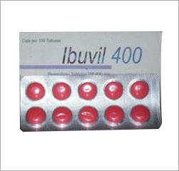 Ibuvil 400 Tablets