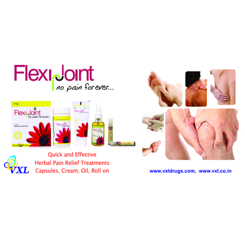 FLEXI JOINT - Joint Pain Cream