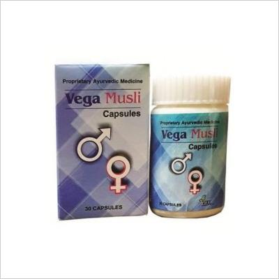 Vega Musli Health Capsules