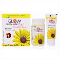 Glow Face Cream And Capsules