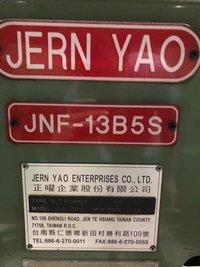 #723 Jern Yao 13B5S nut former