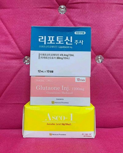 SNOW WHITE GLUTATHIONE INJECTIONS