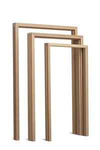 Wpc Solid Door Frame