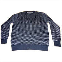 Jacquard Men's Sweater