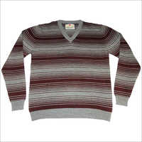 Mens Striper Sweater