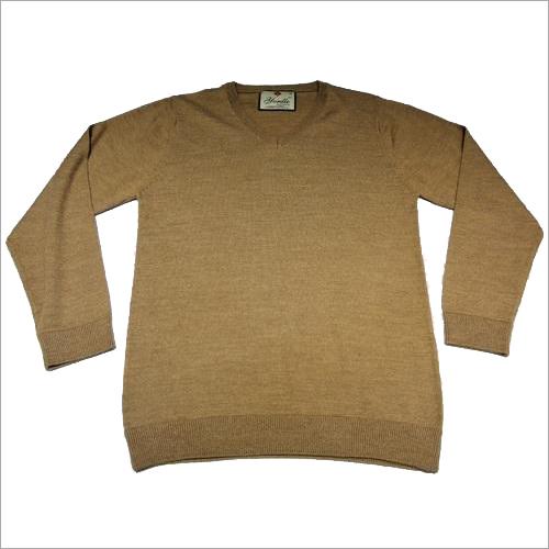 Plain Men's Sweater