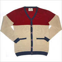 Mens Button Cardigan