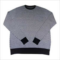 Men's Jacquard Sweater