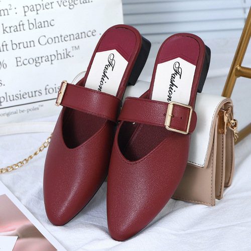 Ladies Low Shoes Sandals