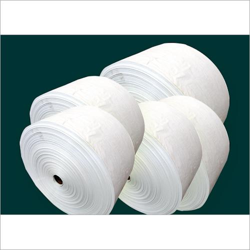 35 Inch White PP Fabric