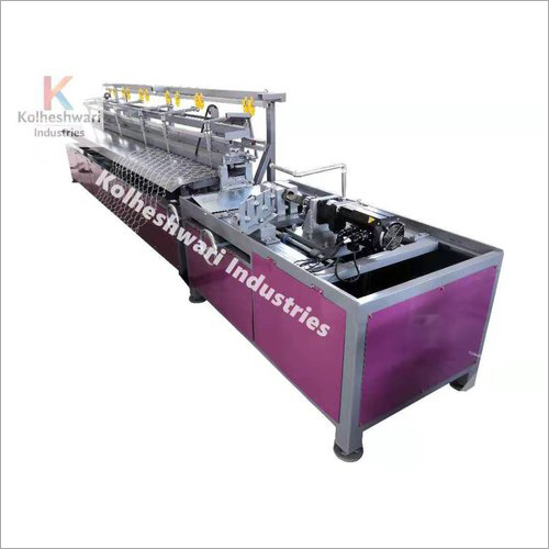 Diamond Mesh Chain Link Fence Machine