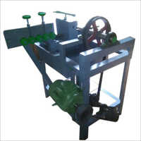 Manual Chain Link Fence Making Machine