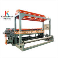 Animal Grassland Fence Weaving Machine