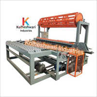Galvanized Grassland Farm Fence Machine
