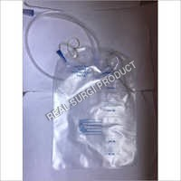 Urine Bag With Non Return Valve