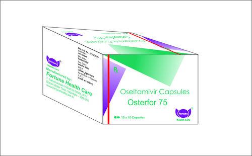75mg Oseltamivir Phosphate