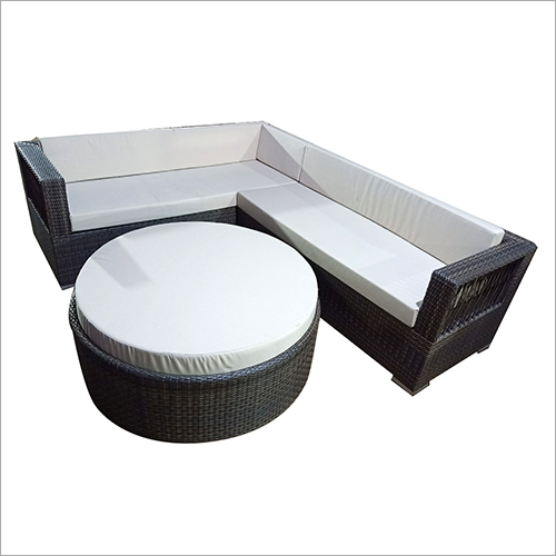 L Shape Outdoor Sofa