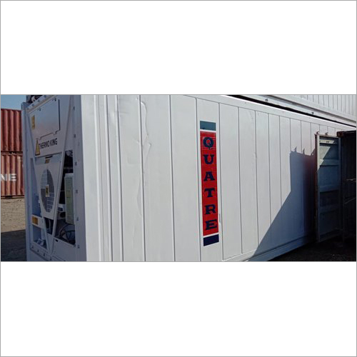 Used Reefer Container On Rental Services