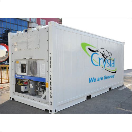 Refurbished Reefer Container