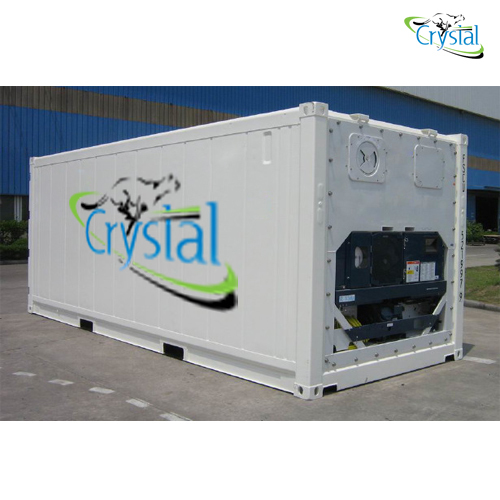 Crystal Used Reefer Cold Storage Container