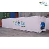 Refurbished Cold Storage Reefer Container