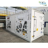 4000 Kg-Day Blast Freezer